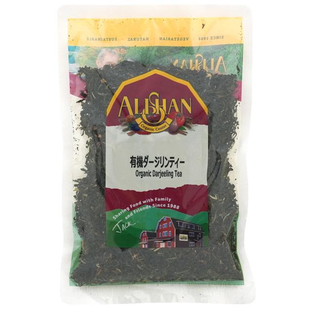 有機ダージリンティー100g オーガニック紅茶 Alishanアリサン