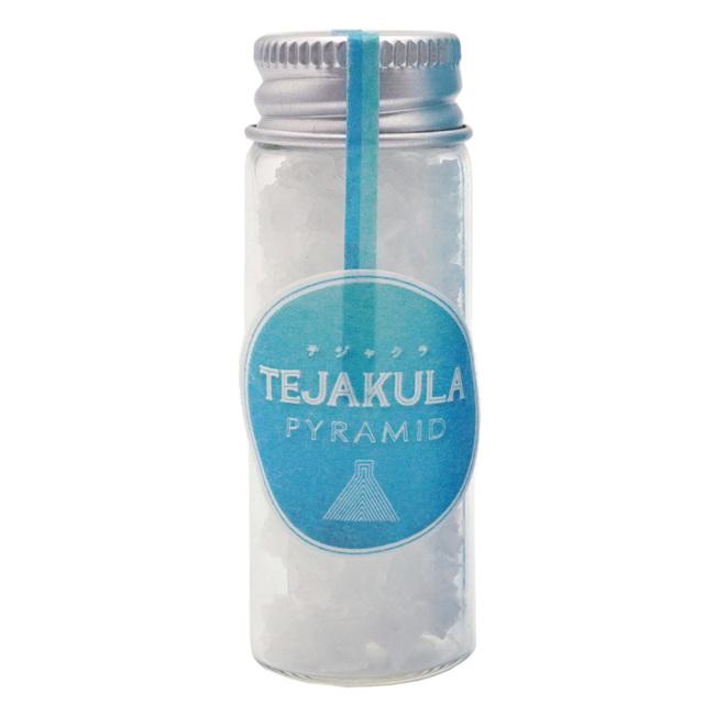 インドネシア産ピラミッド塩 バリ島の完全天日塩7g 小瓶 TEJAKULAテジャクラ