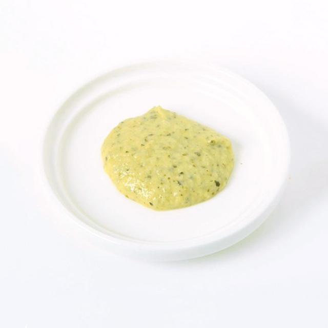 有機ズッキーニペースト パスタソース 130g オーガニック 有機JAS EU有機認定商品 内容物 alce nero