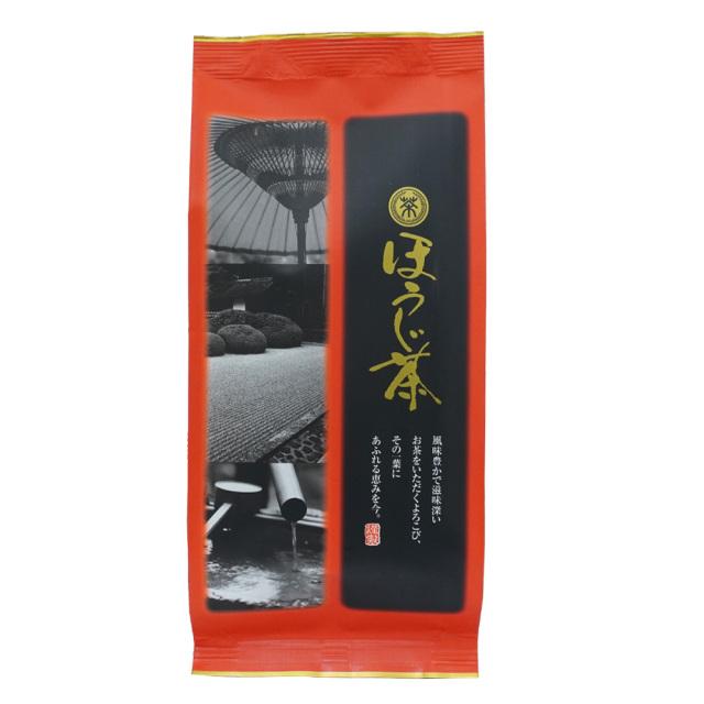 ほうじ茶100g 有機栽培茶 京都産 菱和園