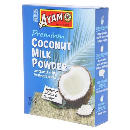 アヤム ココナッツミルクパウダー箱入 50g×3袋 マレーシア産 AYAM