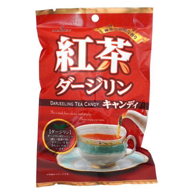 ダージリン紅茶キャンディー90g マルエ製菓