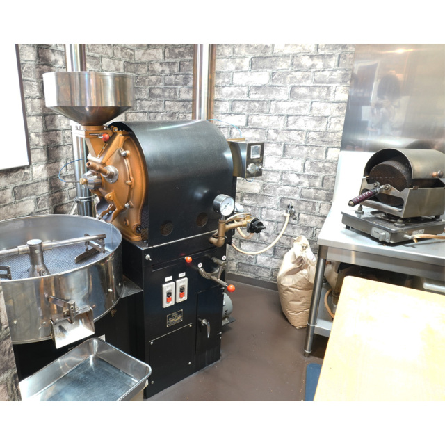 南部珈琲 コーヒーショップ 焙煎機 自家焙煎 オリジナルブレンド 茨城県牛久市