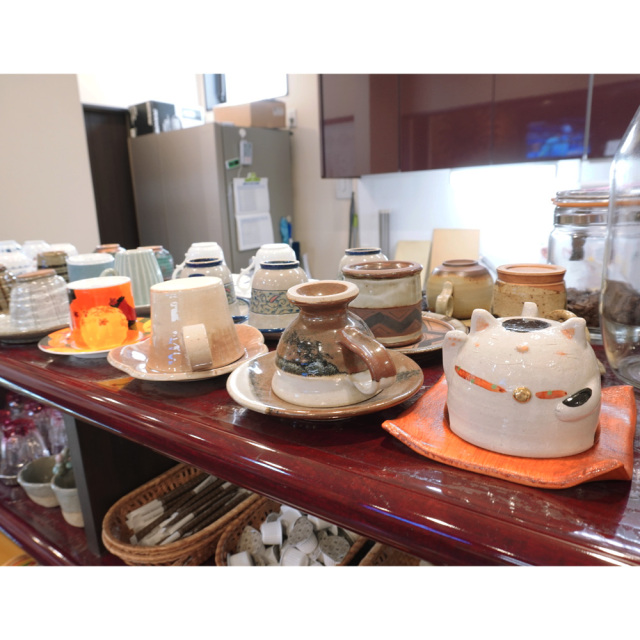 南部珈琲 コーヒーショップ コーヒーカップ 自家焙煎 オリジナルブレンド 茨城県牛久市
