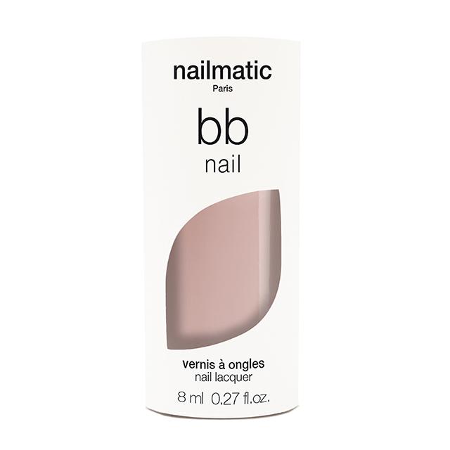 nailmatic BBnail DARK ダーク 自然由来成分 マニキュア ネイルマティック セルフネイル