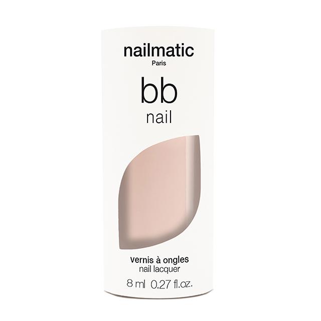 nailmatic pure color BBnail MEDIUM ミディアム 8ml 自然由来成分 マニキュア ネイルマティック セルフネイル