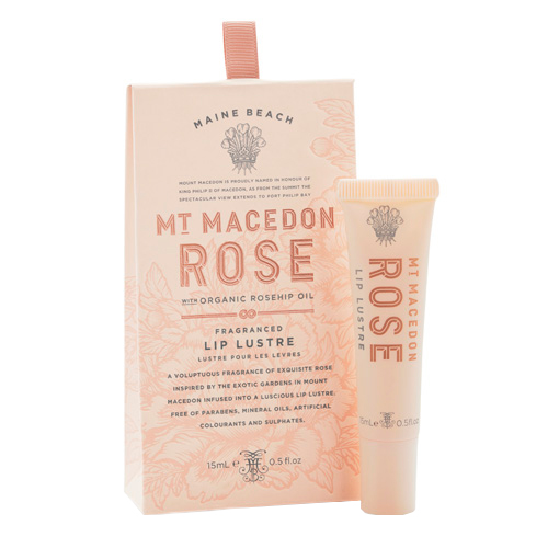 MACEDON ROSE Series リップバーム MAINE BEACH マインビーチ