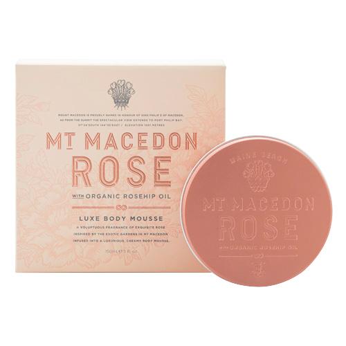 MACEDON ROSE Series ボディ ムース MAINE BEACH マインビーチ