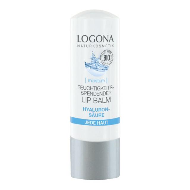 LOGONA ヒアルロンリップクリーム4.5g リップケア ロゴナ