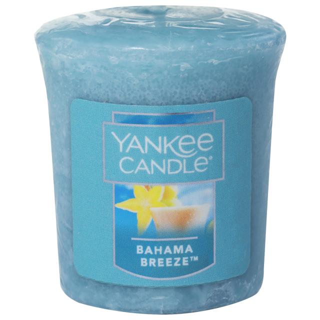 YANKEE CANDLE YCサンプラー バハマブリーズ BAHAMA BREEZE ヤンキーキャンドル