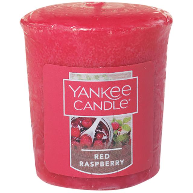 YANKEE CANDLE YCサンプラー レッドラズベリー RED RASPBERRY ヤンキーキャンドル