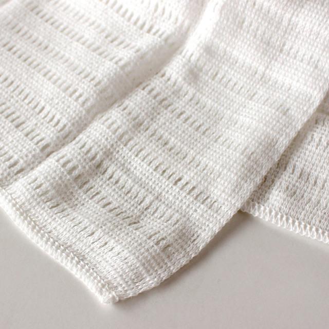 たまご肌タオル やわらかな新彊綿花を使用したボディタオル 蛍光増白剤・防縮剤不使用 MARNA マーナ