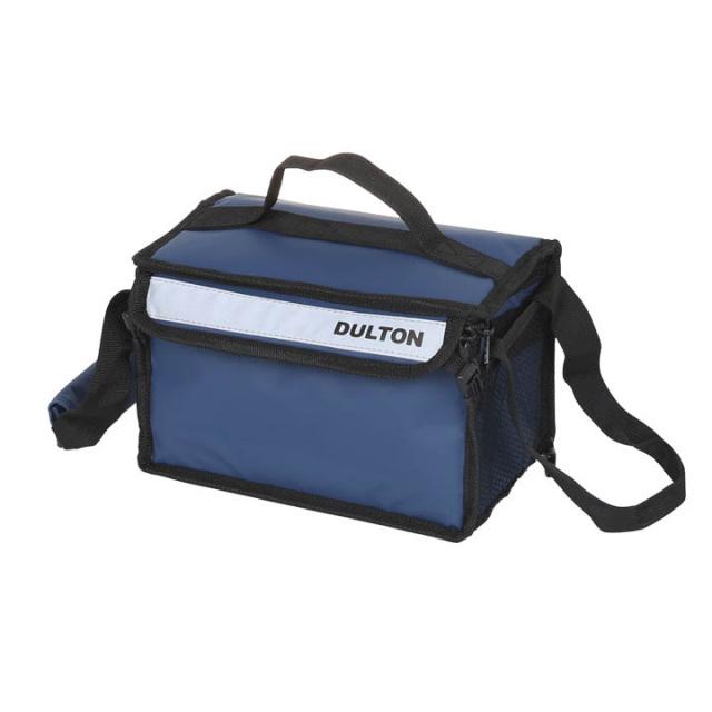 ダルトン(DULTON) ターポリン キャリーバッグ 3.5L ネイビー 折りたたみ