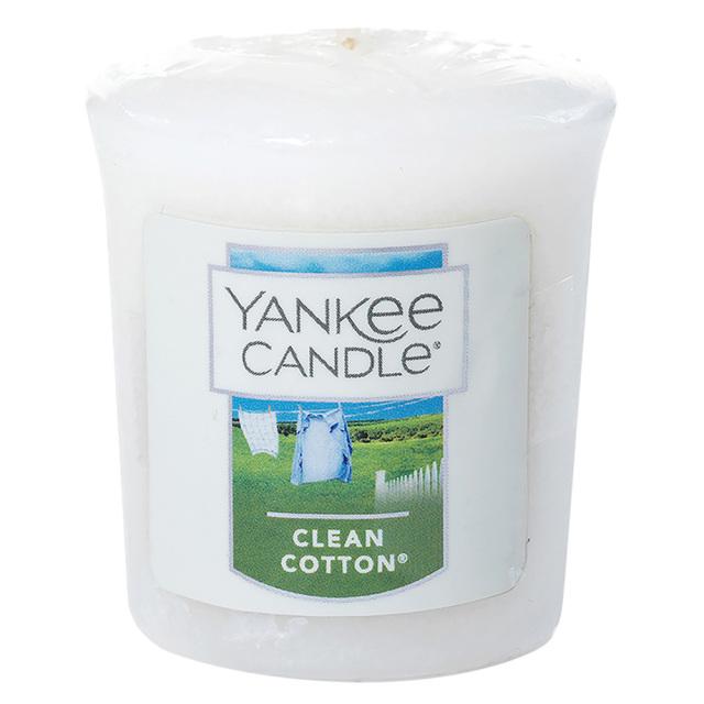 YANKEE CANDLE サンプラー クリーンコットン creen cotton ヤンキーキャンドル