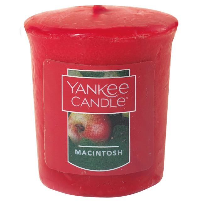 YANKEE CANDLE サンプラー マッキントッシュ creen cotton ヤンキーキャンドル