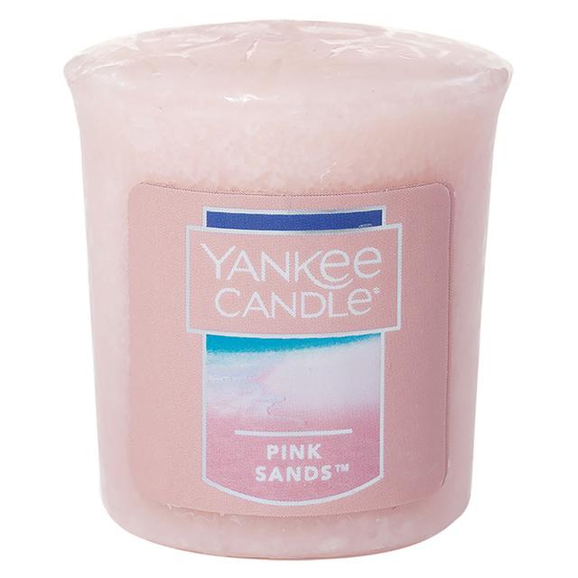 YANKEE CANDLE サンプラー ピンクサンド creen cotton ヤンキーキャンドル