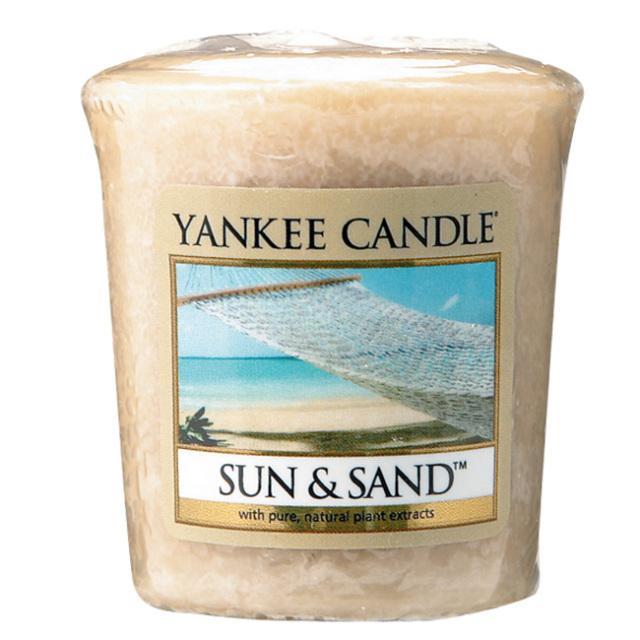 YANKEE CANDLE サンプラー サン&サンド creen cotton ヤンキーキャンドル