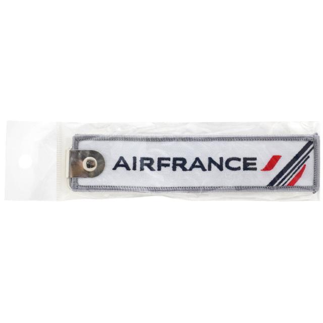 エールフランス I LOVE A380 キーチェーン 3.2×14cm エアバス旅客機 A380 Kool Krew