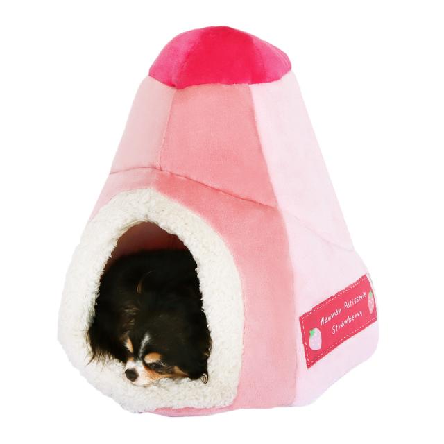 犬猫 ペットハウス ほいっぷデコケーキ2Way ベリー ペッツルート