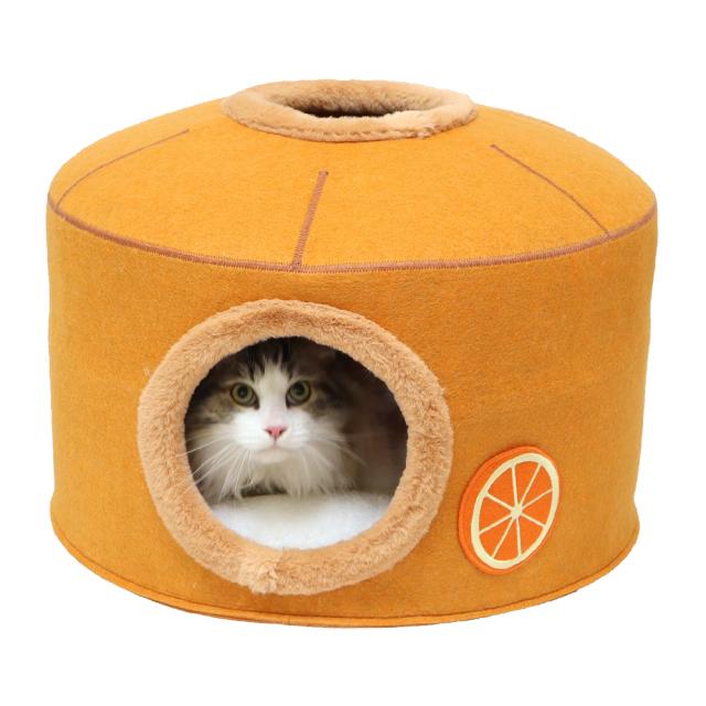 猫 キャットハウス ニャンともデザートパイ オレンジ ペッツルート