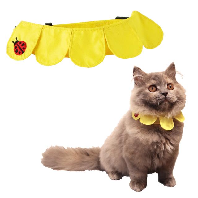 猫 首輪 にゃんカラー ミヌ てんとうむし ペッツルート