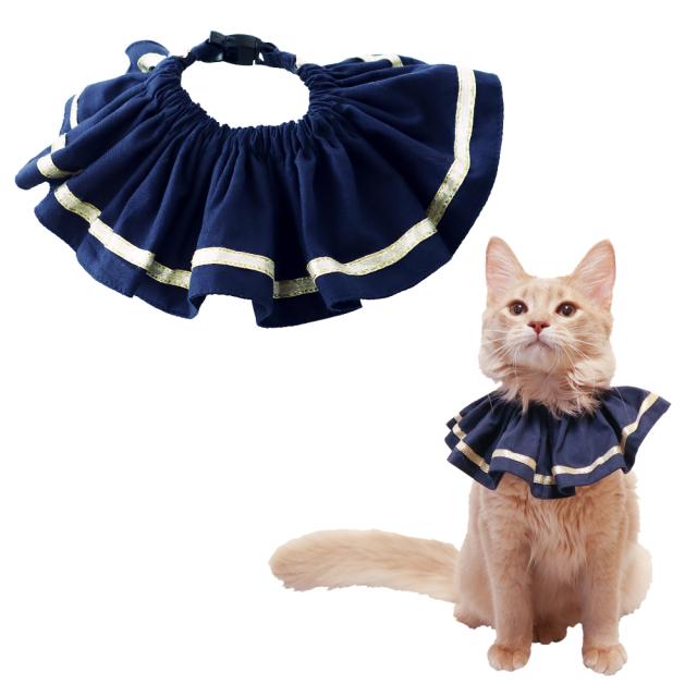 猫 首輪 にゃんカラー ミヌ セーラーシュシュ ペッツルート