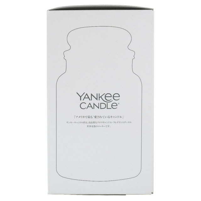 YANKEE CANDLEジャーL アロマキャンドル ヤンキーキャンドル パッケージ