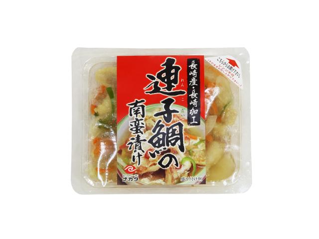 連子鯛の南蛮漬け(キダイ)