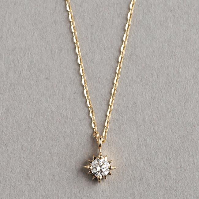 【Precious】ダイヤ ネックレス