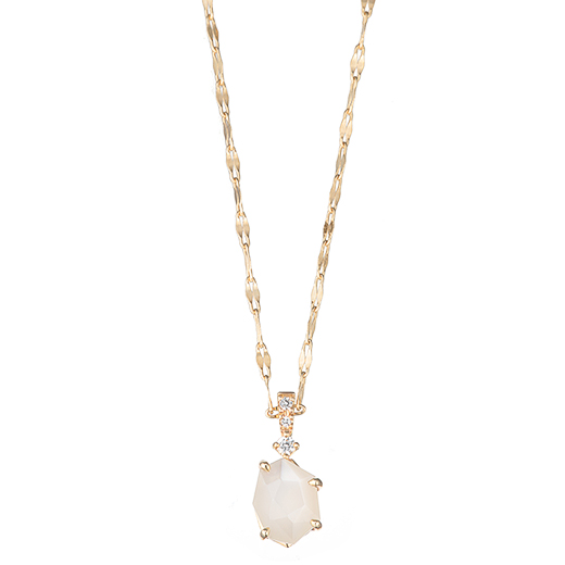 【Natural】Moonstone Necklace