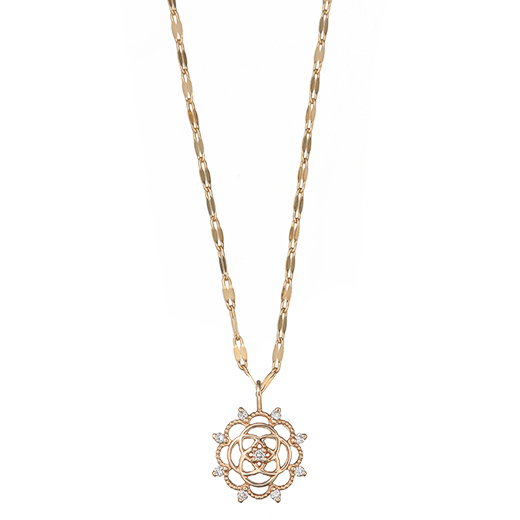 【Precious】Rose Necklace