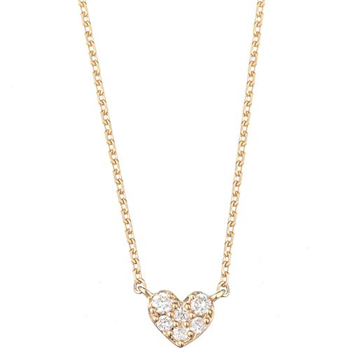 【Precious】Heart Necklace