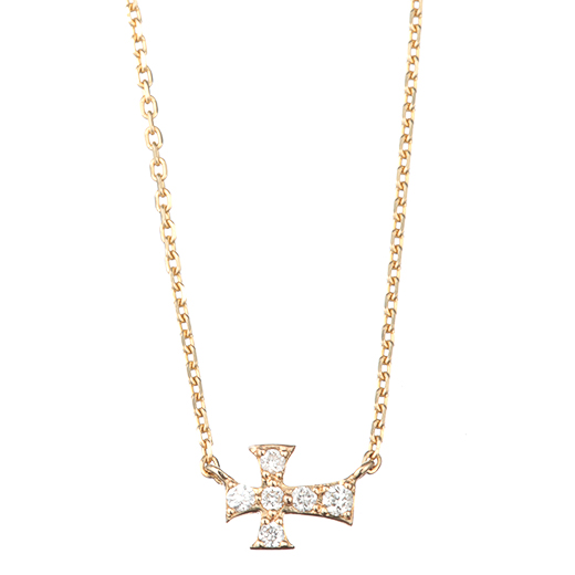 【Precious】Cross Necklace