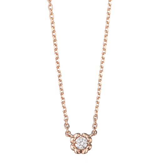 【Birthday Necklace】 April
