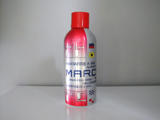 MARCO ハンディガス・ホーン TA 交換用ガスボンベ