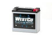 MKバッテリー WCP20L (SVR20L)