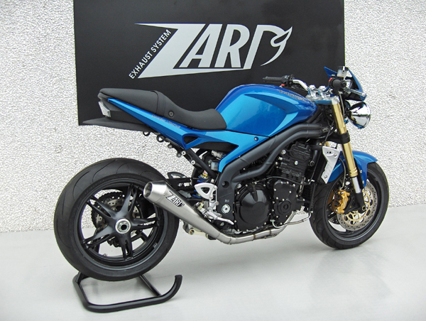 ZARD TRIUMPH SPEED TRIPLE 05-07