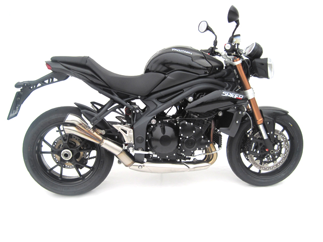 ZARD TRIUMPH SPEEDTRIPLE 2011用