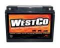 MKバッテリー Westco 12V13L
