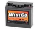 MKバッテリー Westco 12V20P