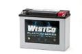MKバッテリー WESTCO PLATINUMシリーズ WCP18