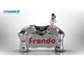 FRANDO HF1 アイロングレイ