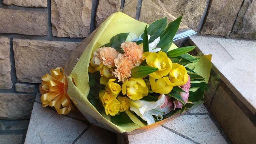 花束 おまかせオーダー