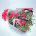 レッド×ピンク スタンダード花束