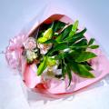 ピンク系 スタンダード Mデザイン 花束