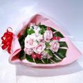 ナチュラルピンク Mスタイル 花束