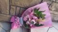 3283 ラブリーピンク花束