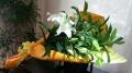 カサブランカ入り高級でゴージャスな花束