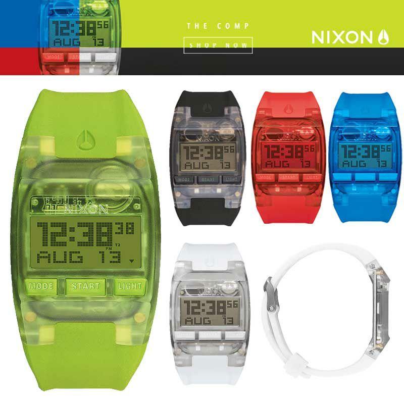 NIXON時計 THE COMP/ニクソン時計 メンズ腕時計