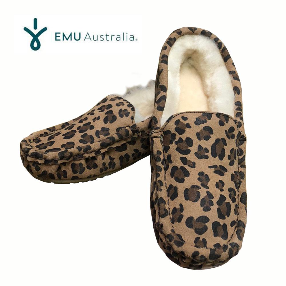 エミュー emu EMU ふわふわ ムートン シープスキン レディース
